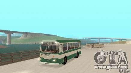 677 LIAZ v.1.1 para GTA San Andreas