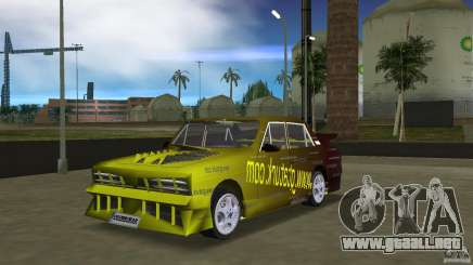 Anadol GtaTurk Drift Car para GTA Vice City