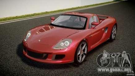 Porsche Carrera GT [EPM] para GTA 4
