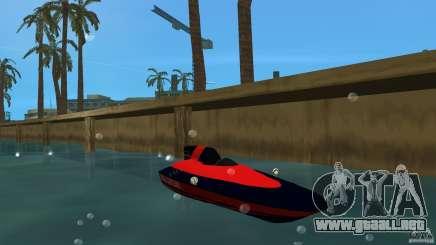 San Andreas Coast Guard para GTA Vice City