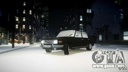 Wartburg 353 W Deluxe para GTA 4