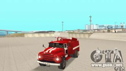 ZIL-130 incendios para GTA San Andreas