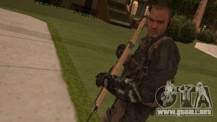 Yuri de Call of Duty Modern Warfare 3 para GTA San Andreas