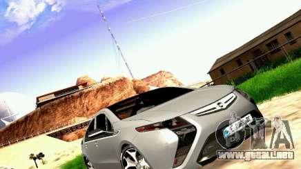 Opel Ampera para GTA San Andreas