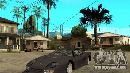 Ferrari TestaRossa Bustard Tuning para GTA San Andreas