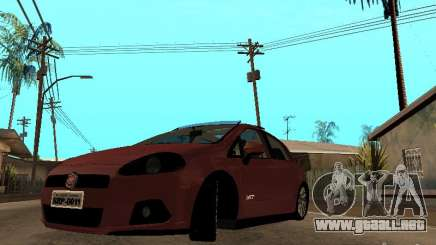 Fiat Punto T-Jet Edit para GTA San Andreas