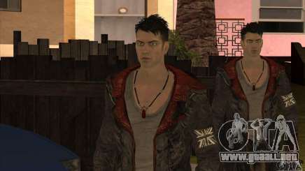 Dante de Devil May Cry para GTA San Andreas