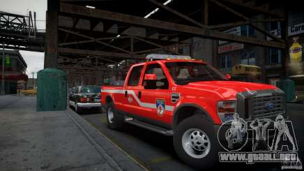 Ford Chief F250 para GTA 4
