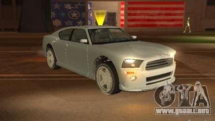 GTA 4 TBoGT de Buffalo para GTA San Andreas