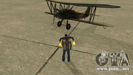 En-2 para GTA San Andreas
