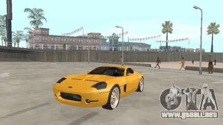 Ford Shelby GR1 para GTA San Andreas