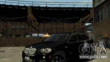 BMW X5 para GTA 4