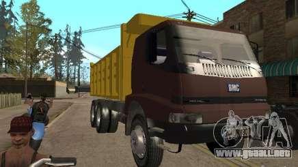 BMC para GTA San Andreas