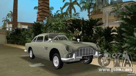 Aston Martin DB5 63-54 (JAMES BOND) para GTA Vice City