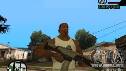 ACR de COD MW 2 para GTA San Andreas