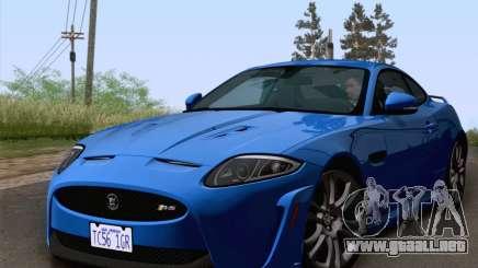 Jaguar XKR-S 2012 para GTA San Andreas