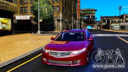 Honda Accord Tuning by Type-S para GTA 4
