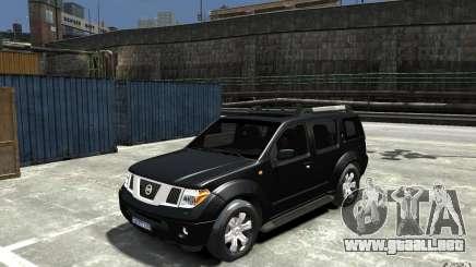 Nissan Pathfinder 2006 para GTA 4