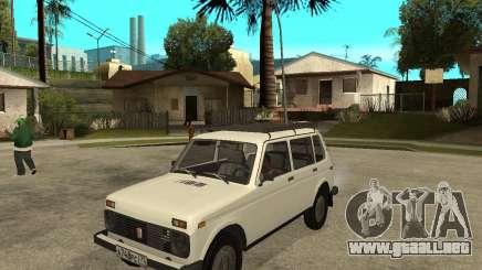 Vaz 2131 Niva para GTA San Andreas