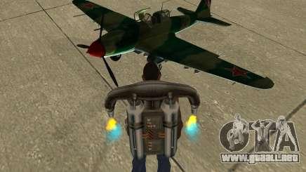 Il-2 m para GTA San Andreas