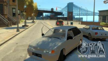 ВАЗ 2114 para GTA 4