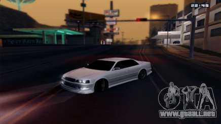 Toyota Chaser TourerV JZX100 para GTA San Andreas
