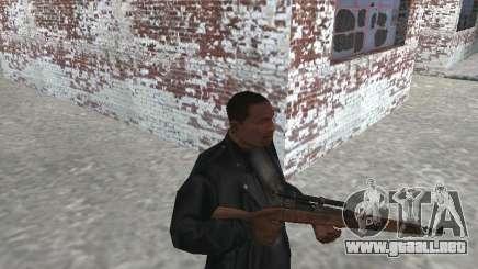 Springfield M1903 para GTA San Andreas