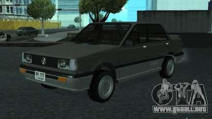 Nissan Sanny 1500 (B12) para GTA San Andreas
