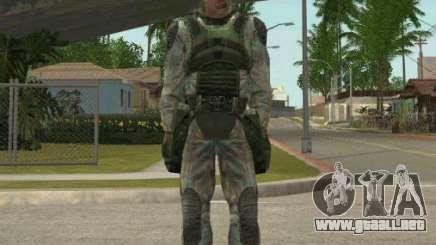 Lebedev de S.T.A.L.K.E.R. clear sky para GTA San Andreas