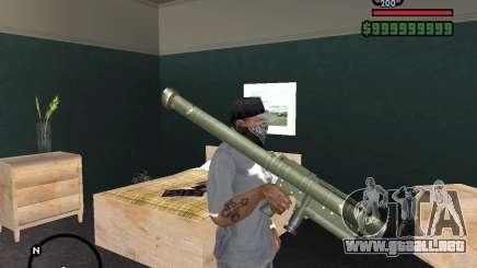 Fim-43 Redeye para GTA San Andreas