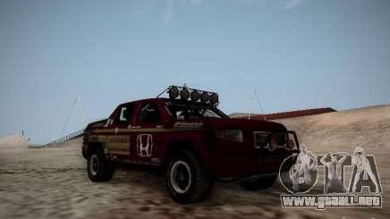 Honda Ridgeline Baja para GTA San Andreas