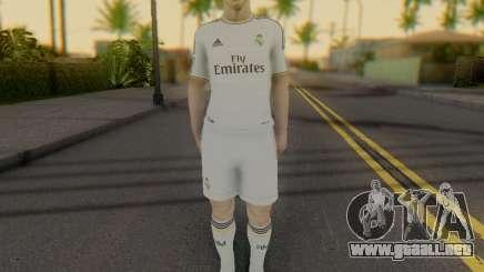 Gareth Bale para GTA San Andreas