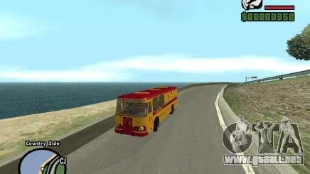 Asistencia técnica HBI 677 LIAZ para GTA San Andreas