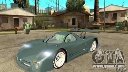 Nissan R390 GT1 1998 v1.0.0 para GTA San Andreas