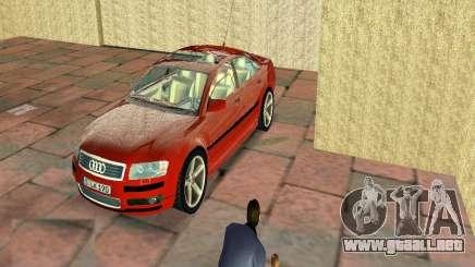 Audi A8 4.2 quattro para GTA Vice City