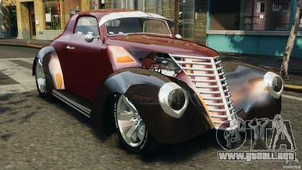 Walter Street Rod Custom Coupe para GTA 4