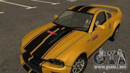 Road King from FlatOut 2 para GTA San Andreas