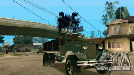 GAZ AA para GTA San Andreas