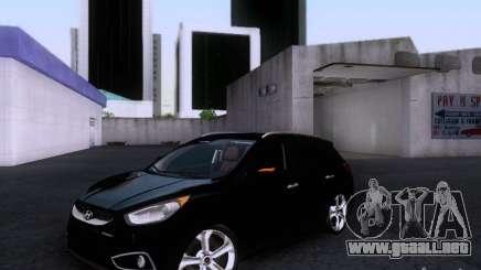 Hyundai ix35 para GTA San Andreas