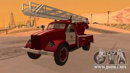 GAZ-51 ALG-17 para GTA San Andreas