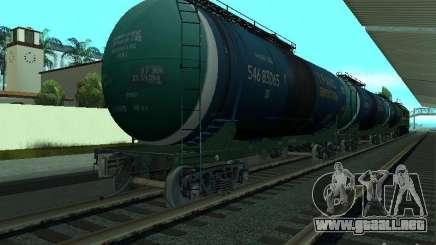Carro del tanque para GTA San Andreas