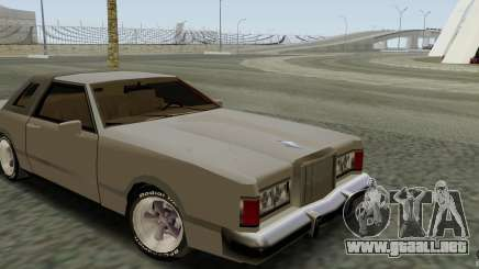 Virgo Continental para GTA San Andreas