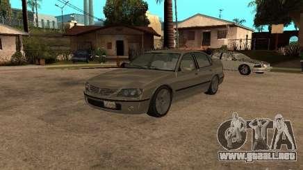 El mérito de Gta 4 para GTA San Andreas