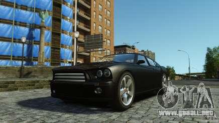 Civilian Buffalo v2 para GTA 4