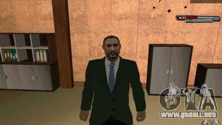 Mayor HD para GTA San Andreas