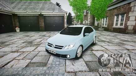 Volkswagen Voyage Comfortline para GTA 4