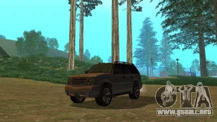 Cabalgata de GTA 4 para GTA San Andreas