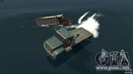 Biff boat para GTA 4