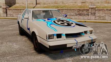 Rusty Sabre en librea, 69 para GTA 4