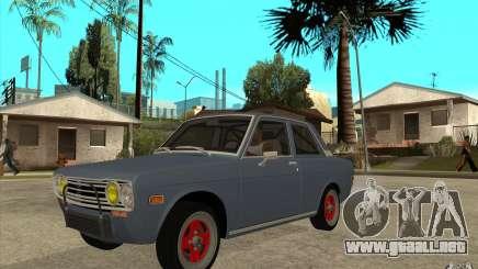 Datsun 510 JDM Style para GTA San Andreas